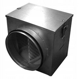 Channel filter with the door box fi 160 G4