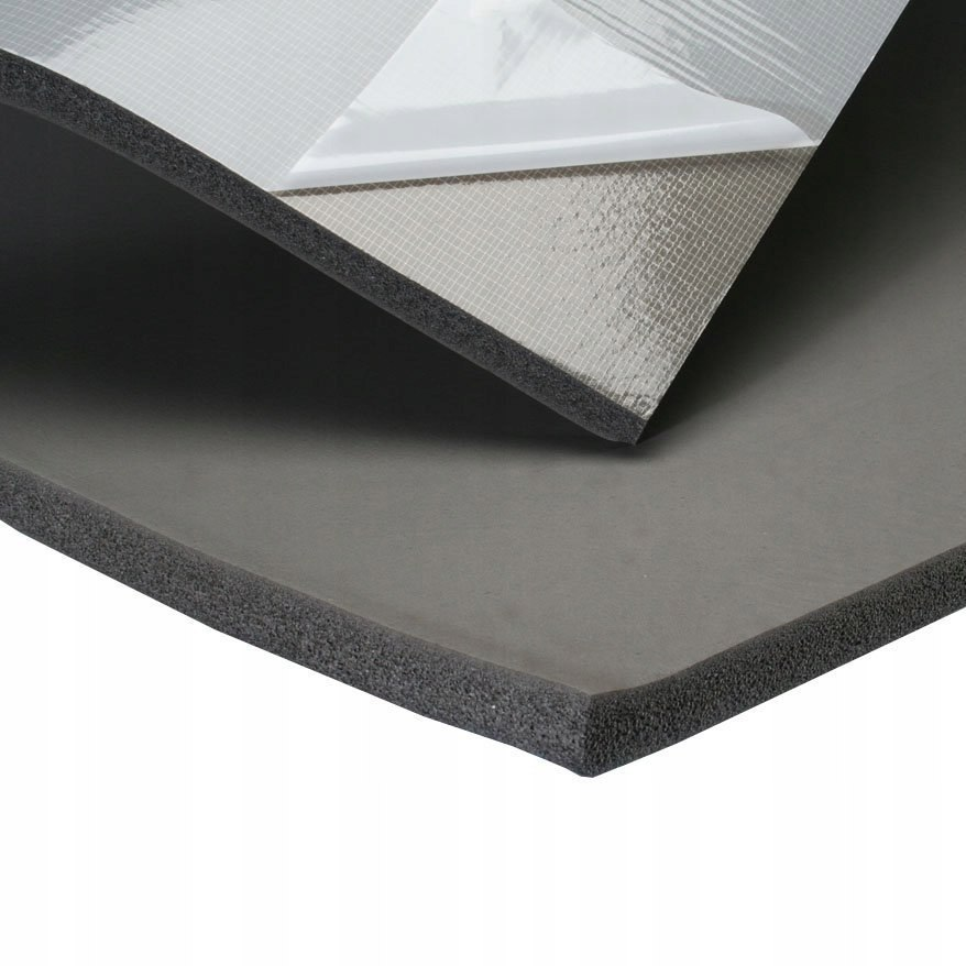 Self-adhesive rubber mat MST MKV 9mm - 1m2